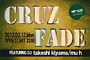 registro/CRUZ FADE