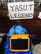 YASU.T LEGEND STREET LIVE