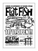 FlatFishフラットフィッシュ
