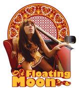 floating moon