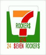 24 $EVEN ROCKER$
