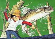 釣り部in富山