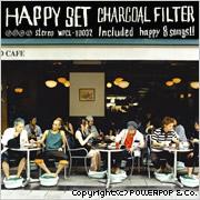 CHARCOAL FILTER デモテープ(仮)