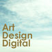 Art Design Digital洋書!!