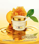 L'OCCITANE♡HONEY&LEMON