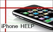 「iPhone HELP」