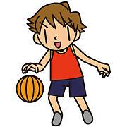 バスケが好きな人ぉ〜