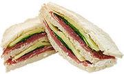 サンドウィッチ大好き♪