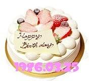 1986年3月25日生まれ!