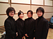 BARA saxophone quartet