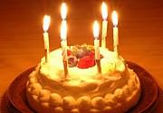 マイミクの誕生日を祝いたい!