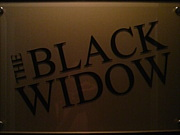 Bar THE BLACK WIDOW