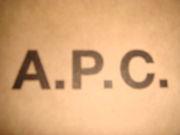 A.P.Cの店の香りがたまらない