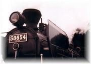 ハチロク(8620)蒸気機関車