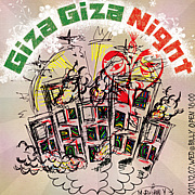 Giza Giza Night