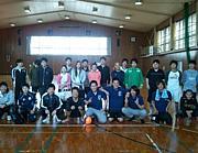 体育館deフットサルin浜松