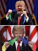 トランプ大統領で笑う会