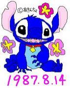 1987年8月14日生まれ
