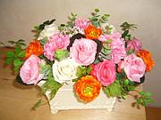 魔法のバラたち