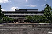 茅ヶ崎高校図書室