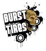 Burst Tires