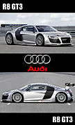 audi��four silver rings��