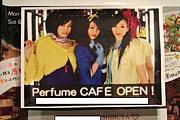 Perfume's cafe
