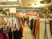 Thrift Fashion in Toronto