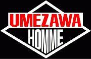 :::UMEZAWA HOMME:::
