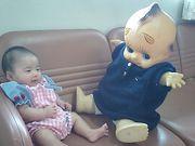 2007年3月9日生まれベビー
