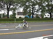 車椅子競輪