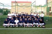 郁文館高校硬式野球部