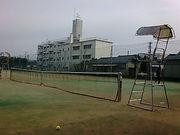 学付硬式テニス