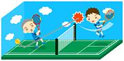 スマッシュ【四日市でテニス】