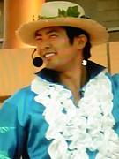 柏田雄史さんの笑顔が好き