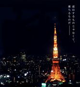 東京タワーの夜景が好き☆