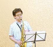 須川展也  -Saxophonist-