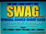 SWAG (HIPHOP/R&B EVENT)