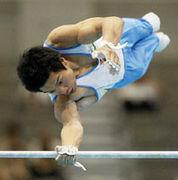 多摩校体操部。