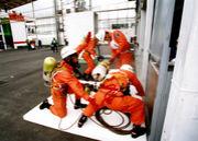 特別救助隊(消防)の場