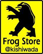 Frog Store @ KISHIWADA