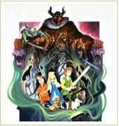 The Black Cauldron コルドロン