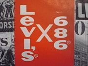 LEVI'S×686!!