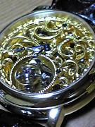 時計 トゥールビヨン