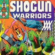 SHOGUN WARRIORS XXX(仮)