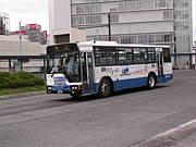 前後折戸のバスが好き。