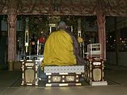 奈良でプチ修行体験