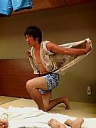 筋肉ダンス