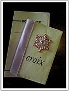 *croix*