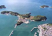 沖ノ島 in 小豆島